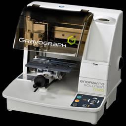 La M20, una de las máquinas para la personalización mediante grabado.
