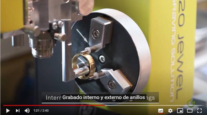 Gravotech rediseña su máquina de grabado más potente