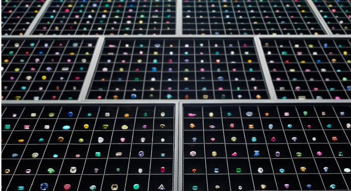 La inteligencia artificial llega también a la clasificación de piedra de color