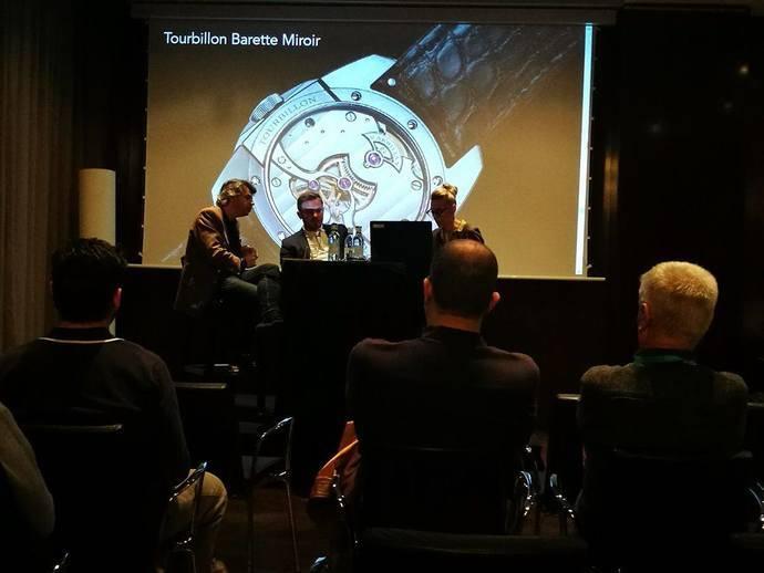 Exitosa primera edición del encuentro relojero Barcelona Watch Experience