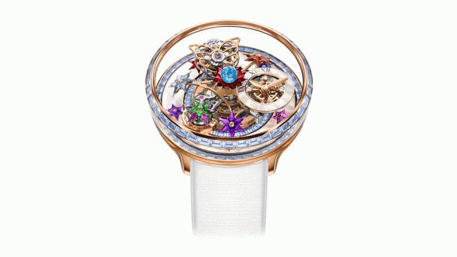 El reloj joya más espectacular de Jacob&Co