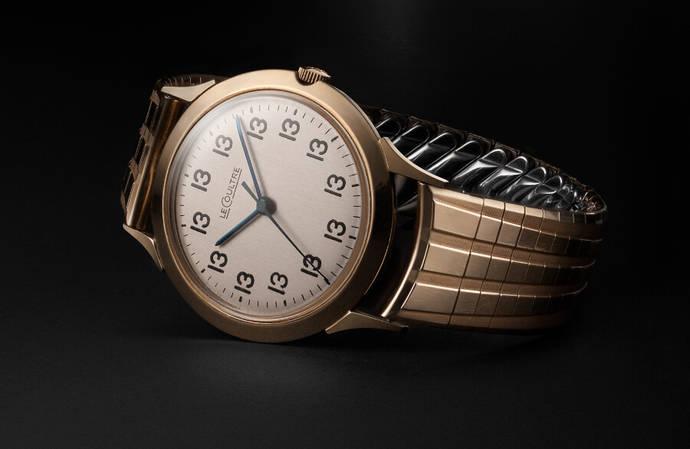 Un reloj creado para conjurar a los más supersticiosos