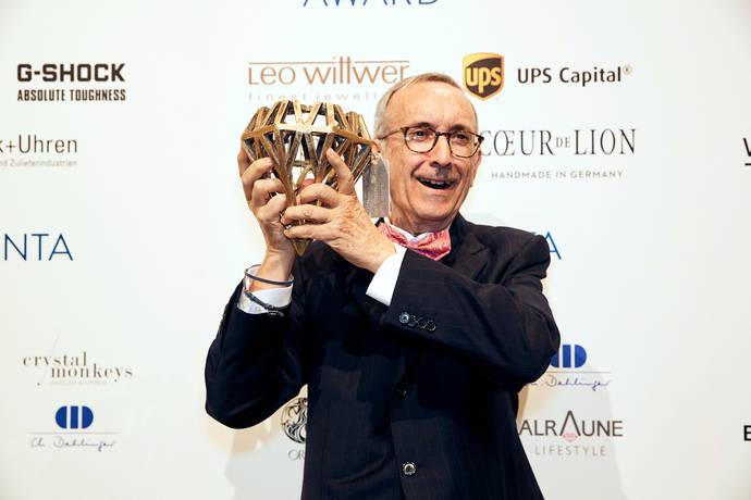 El español Jaime Moreno gana el premio del público en Inhorgenta