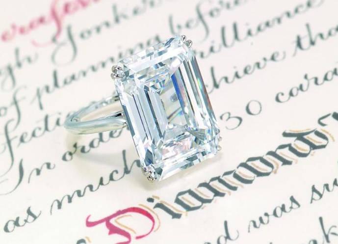 Christie's subasta uno de los diamantes más famosos del mundo, el Jonker Nº5
