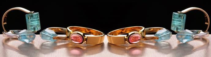 Jorge Pérez expone en Galería Kosmima sus joyas <em>Fairmined</em>