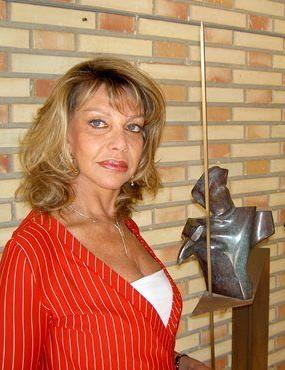 Liane Katsuki, con la Constitución y la Libertad