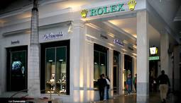 Chocrón Joyeros se hace con la exclusiva de Rolex en Ceuta