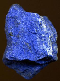 Lapislázuli, el oro azul de los talibanes en Afganistán