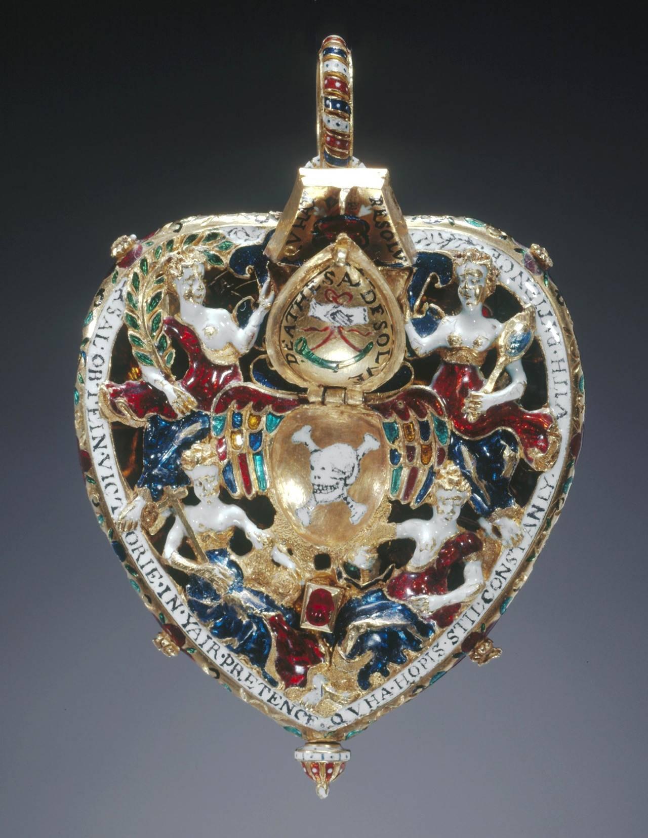 El medallón <em>Lennox</em>, una joya con auténtico misterio