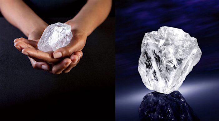 El diamante en bruto más grande del siglo XXI encuentra comprador