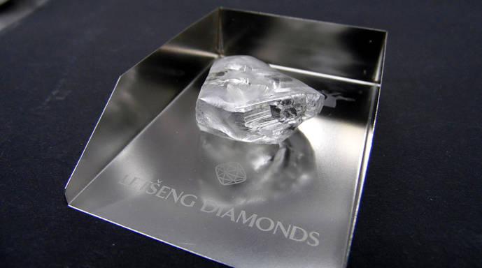 Siete grandes diamantes en menos de un año