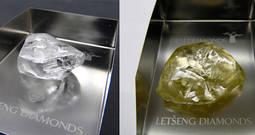 Diamantes de más de 100 quilates en una de las minas más rentables del mundo