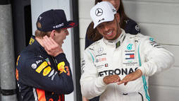 El piloto Lewis Hamilton pierde la carrera legal contra Swatch