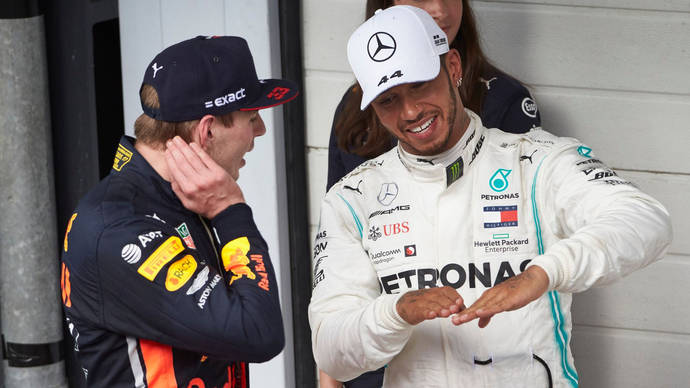 El piloto Lewis Hamilton pierde la carrera legal contra Swatch