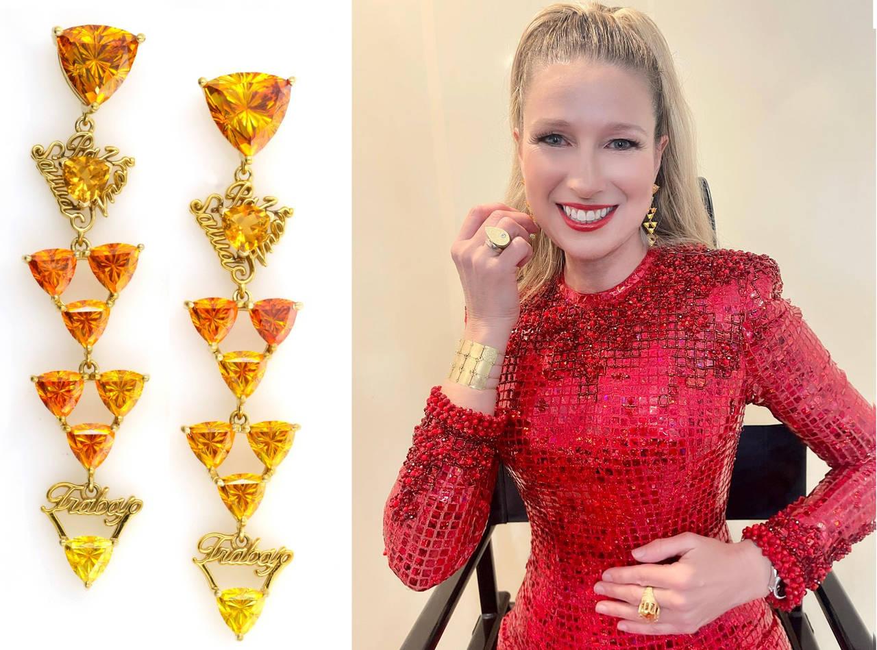 Las joyas de Fracchia y Gavrilenko protagonizan la noche de Fin de Año
