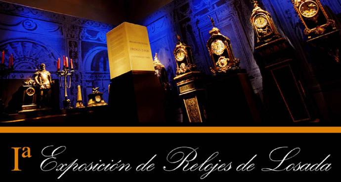El Museo de Jerez celebra la Iª Exposición de Relojes Losada