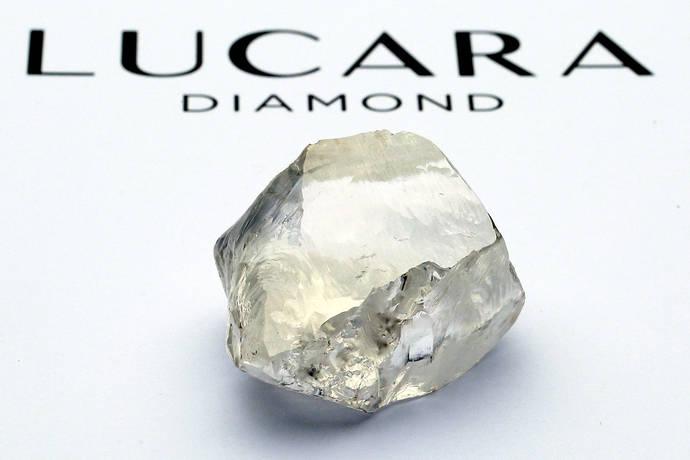 Nuevo diamante de más de 500 quilates en Botswana