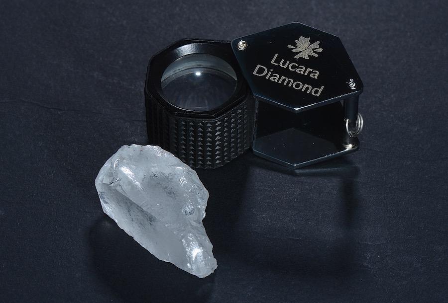 Botswana vuelve a mostrar la calidad de sus diamantes