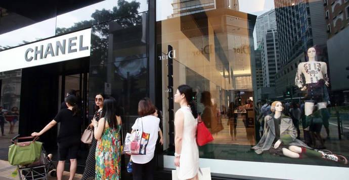 La industria del lujo pisa el acelerador en China