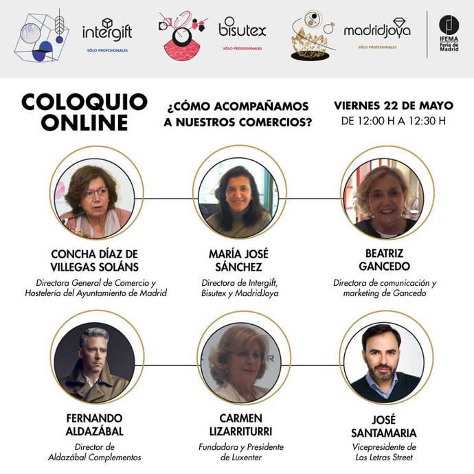 Madrid Joya explora mañana online el Futuro del Comercio