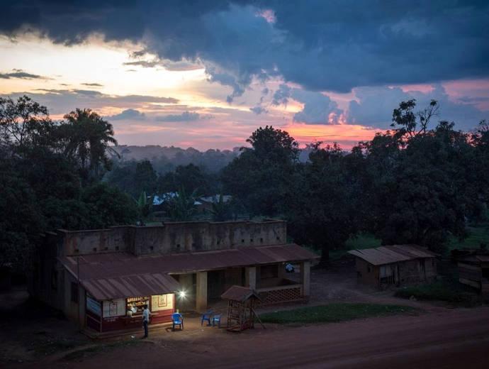 Mambasa, una región al noroeste de la República Democrática del Congo en la que opera la ONG Impact.