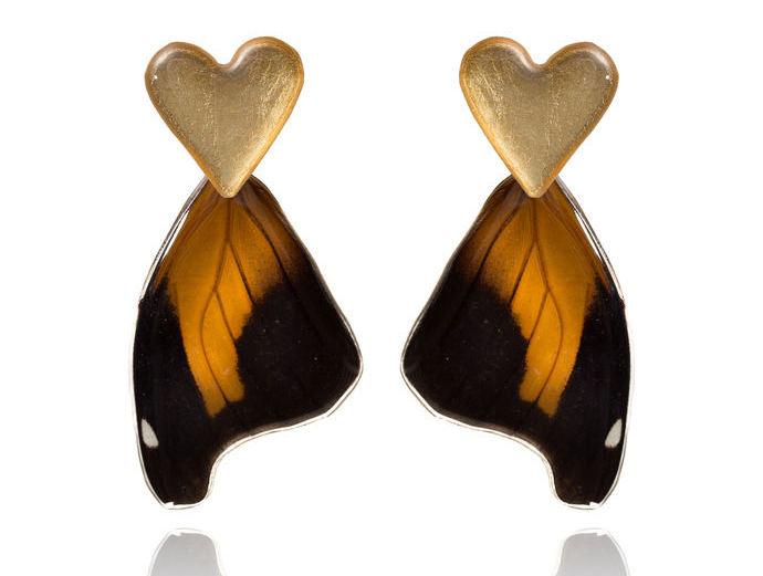 Joyas con efecto mariposa y compromiso ambiental