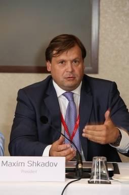 Maxim Shkadov preside IDMA.