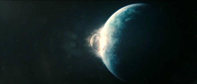 Fotograma de la pelicula Melancolia, de 2011, dirigida por Lars Von Trier.