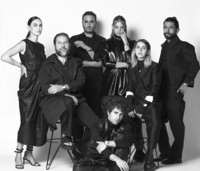Cartier presenta su 'brat pack' mexicano de embajadores