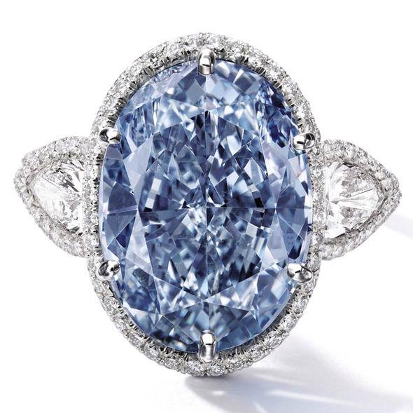 Sotheby's subastará otro extraordinario diamante azul