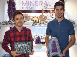 Los entrepreneurs apuestan por el e-commerce de minerales, meteoritos, joyas y fósiles