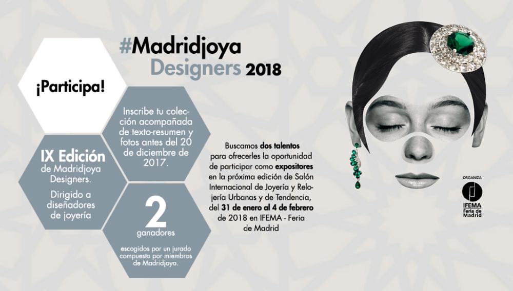 Últimos días para el concurso <em>Madrid Joya Designers</em>