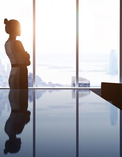 La mujer sigue siendo minoritaria en los puestos de alta dirección