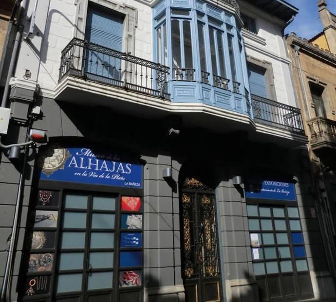 El Museo de las Alhajas de La Bañeza echa el cierre por diferencias administrativas