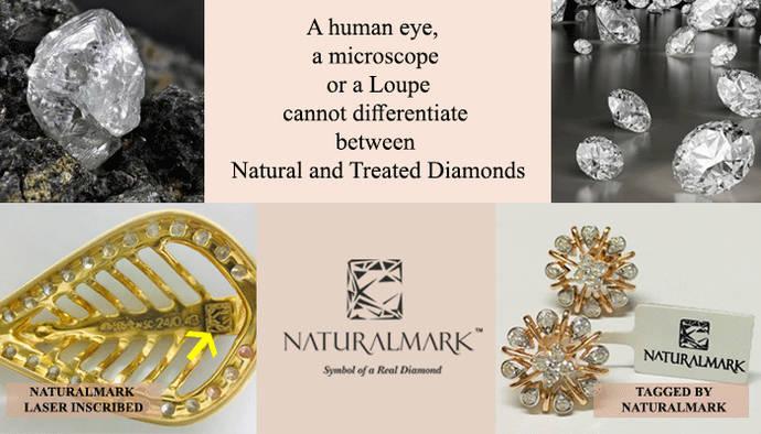 India propone un punzón para separar diamantes naturales, sintéticos e imitaciones