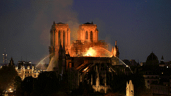 Los grandes del lujo se vuelcan con la reconstrucción de Notre Dame