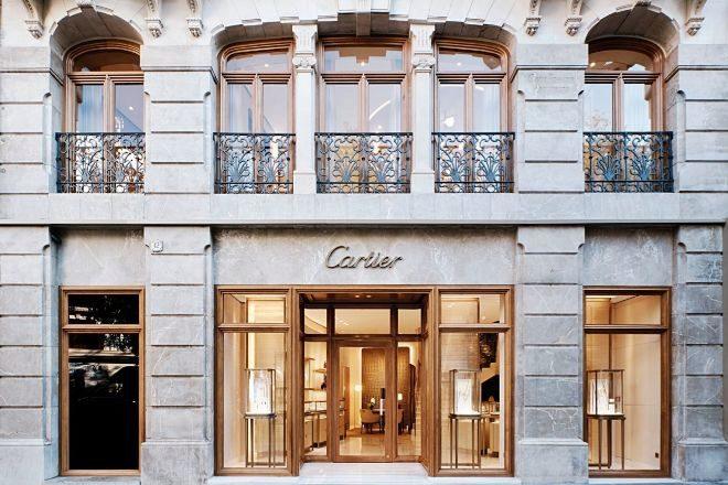 Cartier inaugura y reubica su boutique en Palma