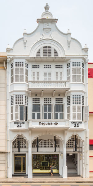 Degussa continúa con su expansión internacional