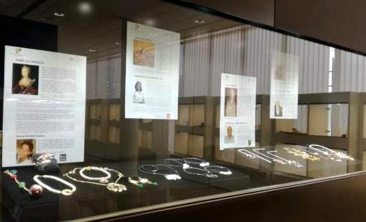 ¿Por qué una exposición de joyas inspiradas en las Mujeres de la Historia?