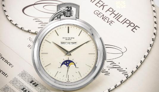 La subasta relojera de Sotheby's supera las expectativas