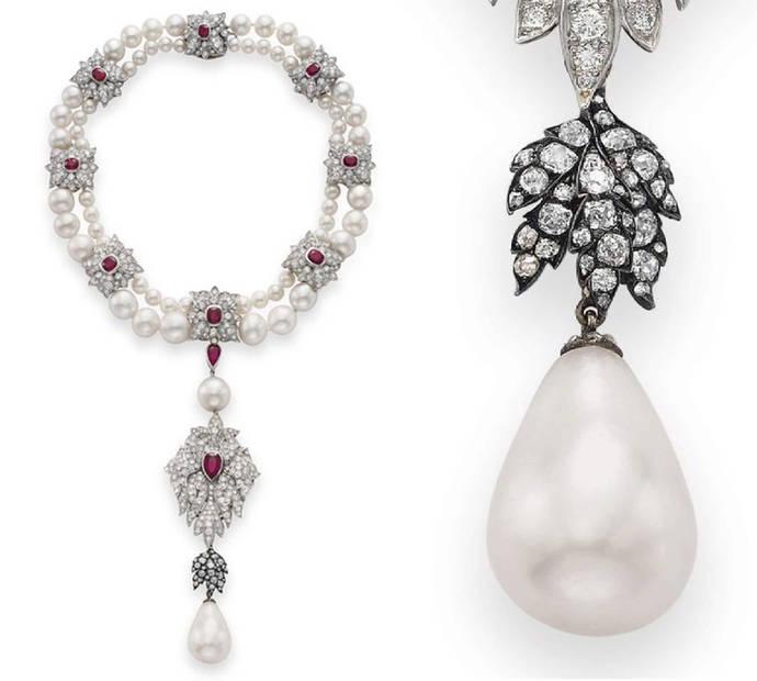 Las perlas: El misterio de Oriente