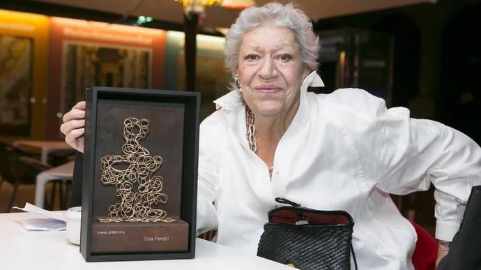 Elsa Peretti gana el Premio JORGC '15