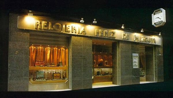La relojería Pérez de Melquía echa el cierre en Zaragoza