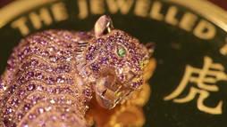 Los últimos diamantes rosas de Argyle para una moneda exclusiva