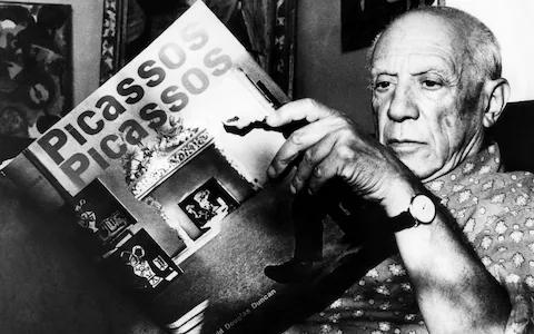 Uno de los relojes más icónicos de Picasso, a subasta
