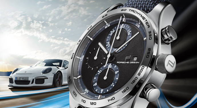 El grupo Diarsa suma a su cartera la marca relojera Porsche Design