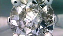 ¿Fraude o error? Un trampantojo con diamantes