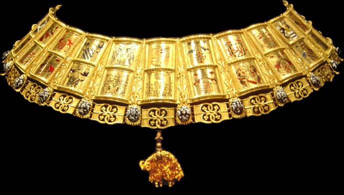 El largo avatar del Toisón de Oro