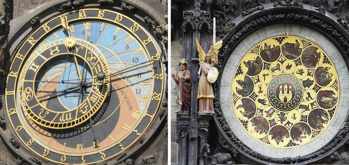 Los relojes que marcarán el año: El Orloj de Praga