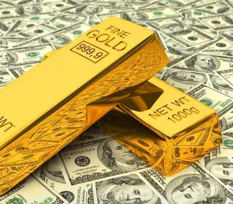 La Banca rebaja las previsiones de un precio del oro disparado